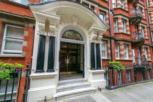 Flat , Clarence Gate Gardens, Glentworth Street, London